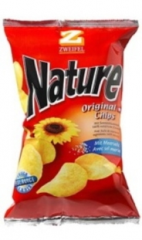 Chips Salz Nature