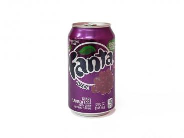 Fanta Grape