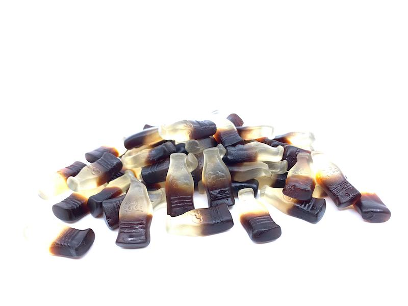 Cola Flaschen Vegan - Schleckzeug Online Shop für ...